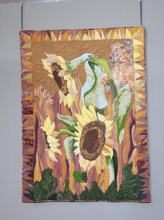 Sunflowerquilt